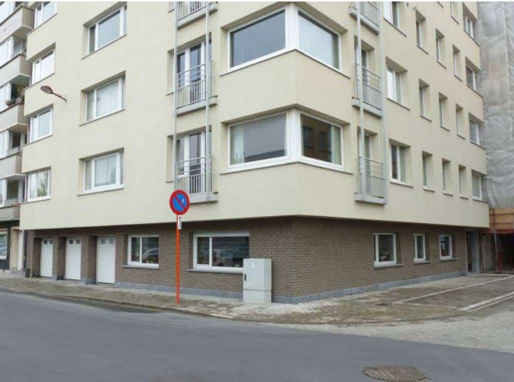 Oostende appartementen na renovatie